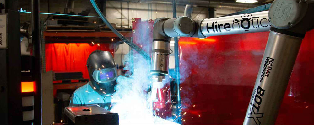 PMI Case Story with Universal Robots